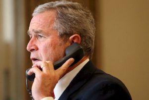 Bush dice que la renuncia de Castro debe ser el comienzo hacia la democracia en Cuba