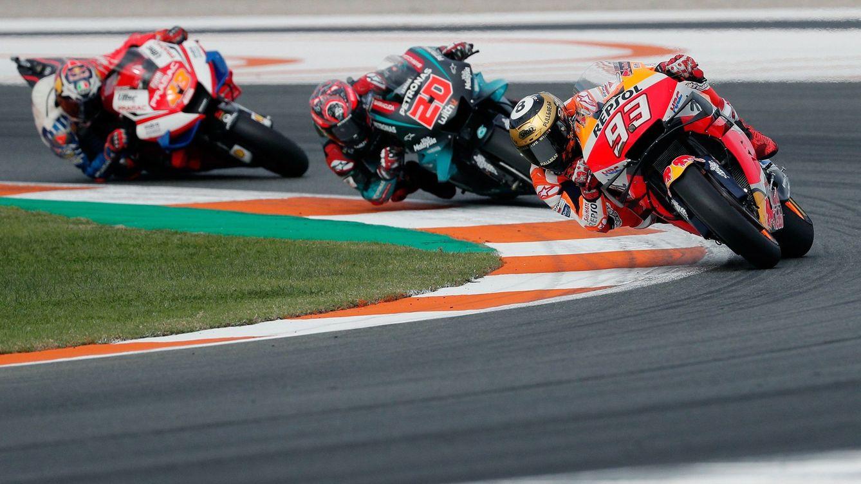 El dueño de Moto GP se queda sin gasolina y con una montaña de deuda