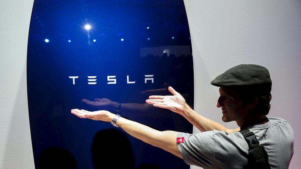 Foto: El primer modelo de Powerwall. (Reuters)