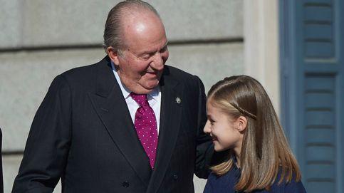 El abuelo escondido de Leonor: la princesa también renuncia a la herencia de Juan Carlos
