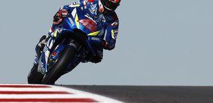 Post de Álex Rins, el 'obrero' de MotoGP que no quiso dedicarse a las canicas