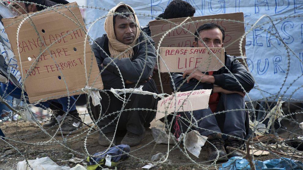 Valls exige no aceptar más refugiados y el control férreo de las fronteras