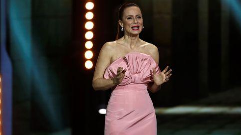 La sorpresa de Aitana Sánchez-Gijón en los Forqué: sofisticada Marilyn con un Carolina Herrera