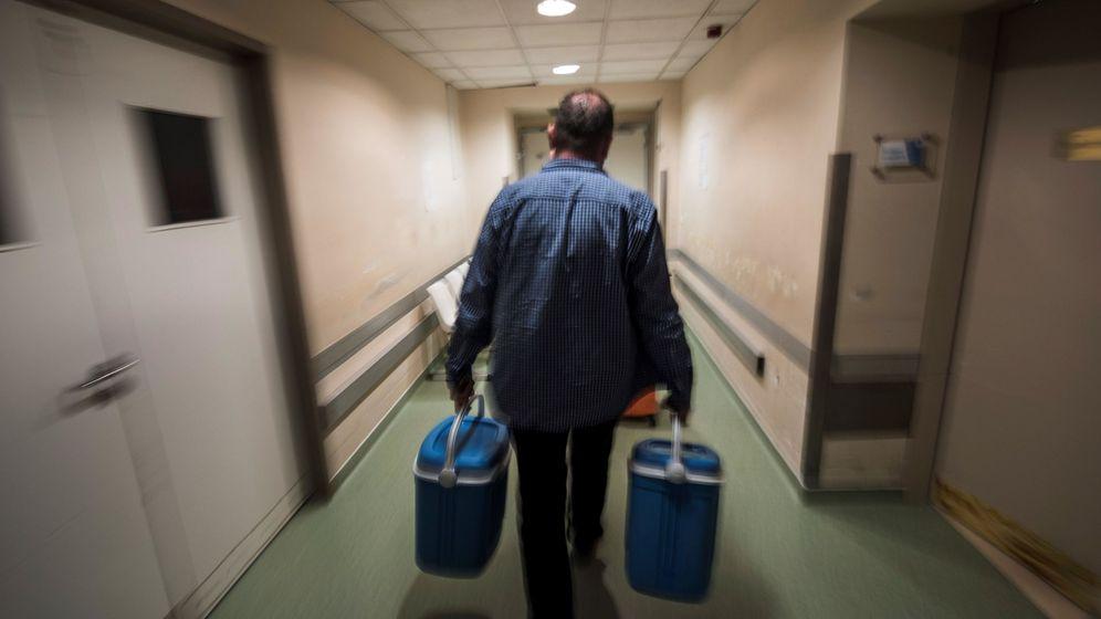 Foto: El hospital confundió la identidad de los pacientes, que se llamaban igual