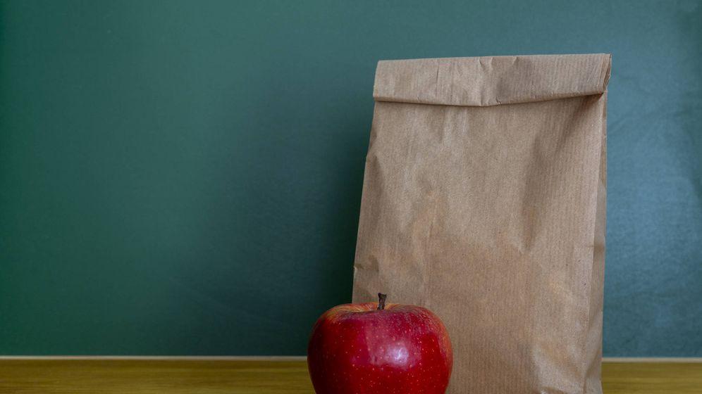 Foto: Comer en el colegio es inevitable y muy importante. (iStock)
