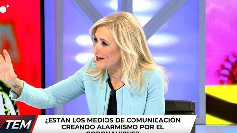 La pregunta maliciosa de Risto Mejide a Cristina Cifuentes en su estreno en 'TEM'