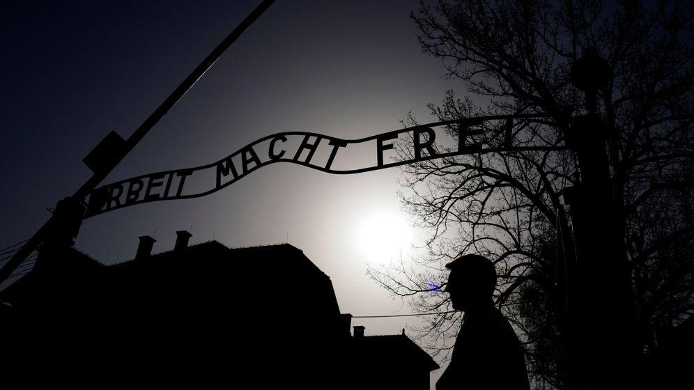 Foto: La entrada al campo de Auschwitz, en Polonia (Reuters/Kacper Pempel)