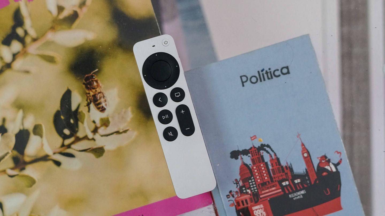 El nuevo mando del Apple TV. (M. Mc.)