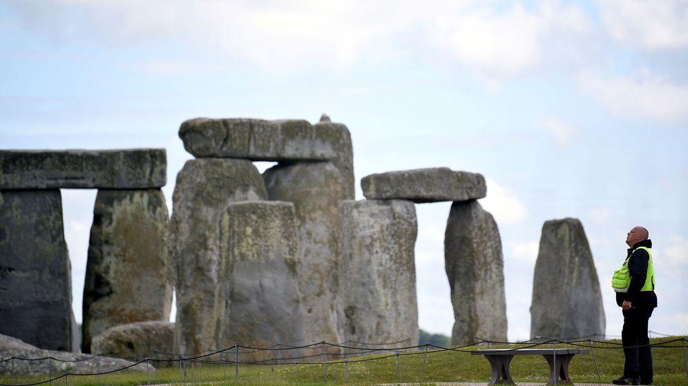 Foto: El monumento de Stonehenge. Foto: REUTERS Toby Melville