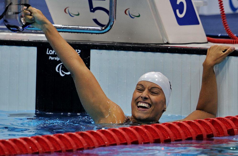 Foto: Teresa Perales es una de las deportistas con más medallas en la historia de los Juegos Paralímpicos. Atento a sus consejos. (Corbis)