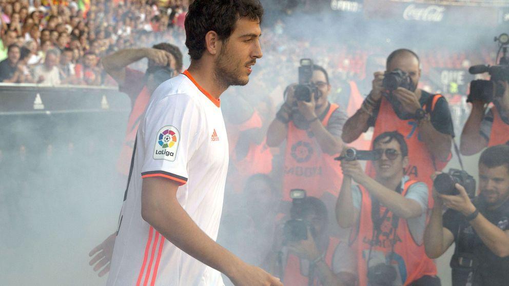 Un Valencia sin rumbo usará el 'caso Parejo' para ejemplarizar