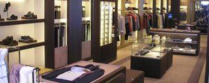 El actor Chris Noth, Mr. Big en Sexo en N-Y, talismán de Zegna en su nueva tienda de Puerto Banus