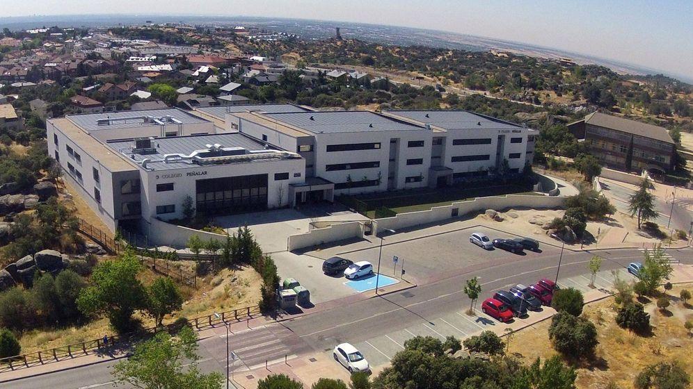 Foto: El colegio Peñalar de Torrelodones.