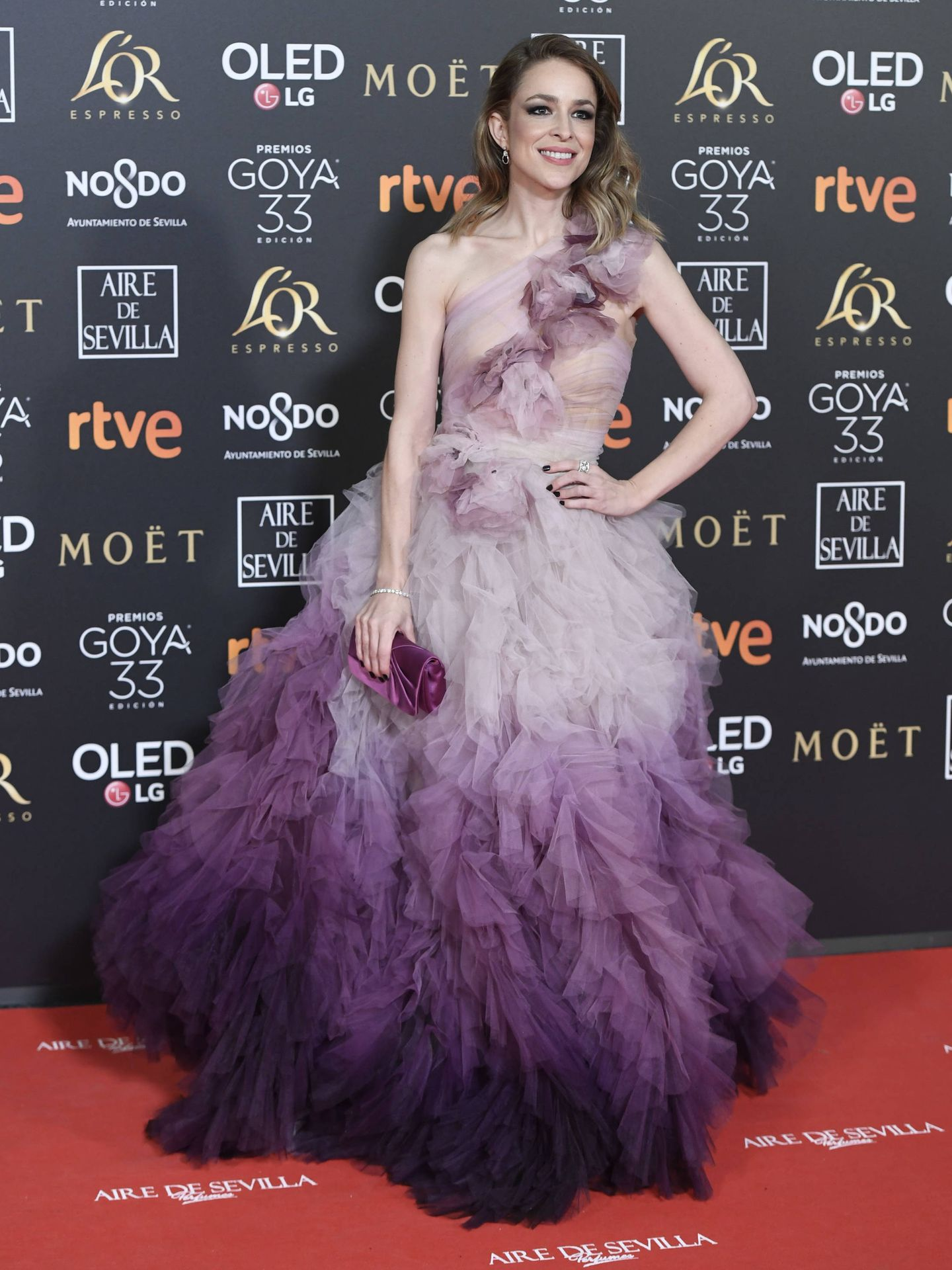 Silvia Abascal. (Limited Pictures)