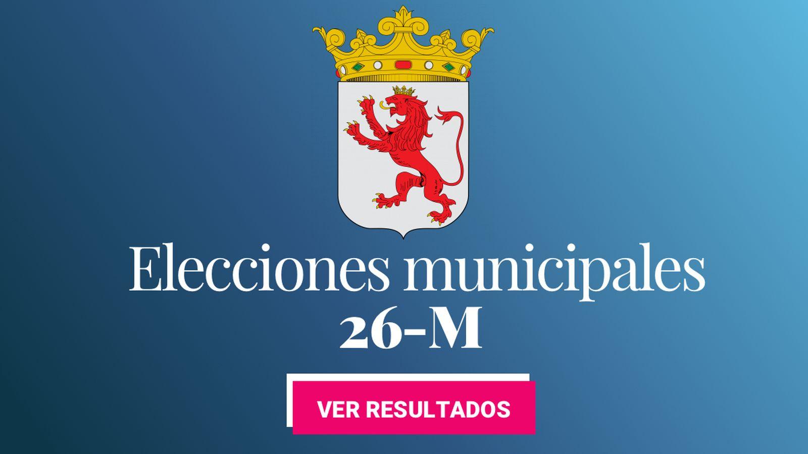 Foto: Elecciones municipales 2019 en León. (C.C./EC)