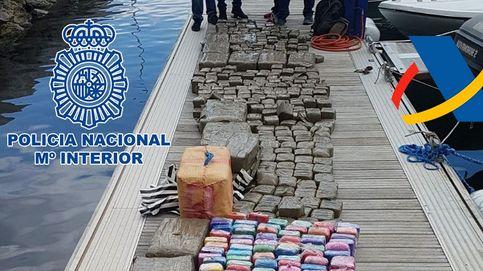 Desmantelan un grupo que introducía 10 toneladas de hachís al año en Canarias
