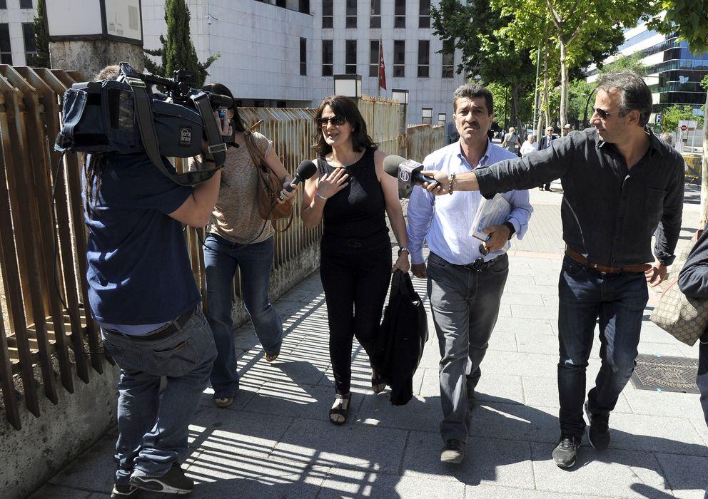 Foto: Pippo Biondo y Santina D'Alessandro en Madrid el pasado mes de junio (Gtres)