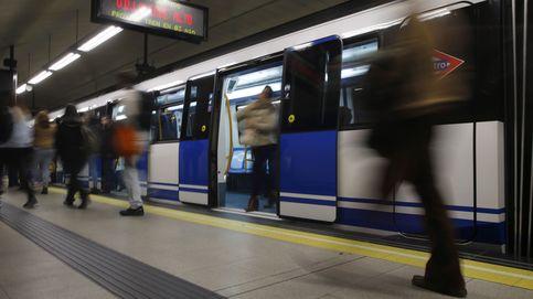Cortada la línea 4 del Metro de Madrid por un problema en un cableado del andén