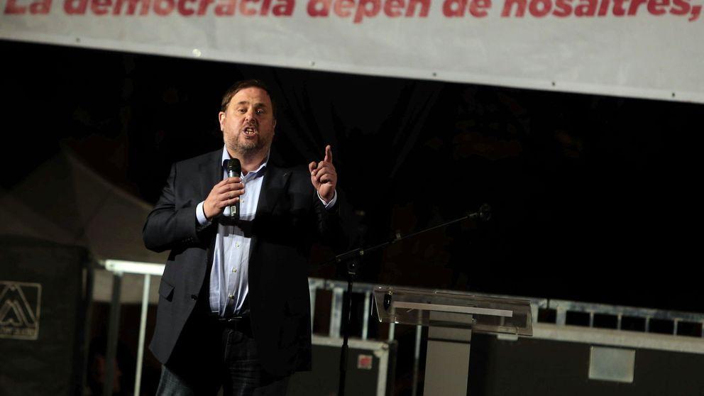 Junqueras a Rajoy: ¿Quiere una reunión entre Gobiernos de Cataluña y España?
