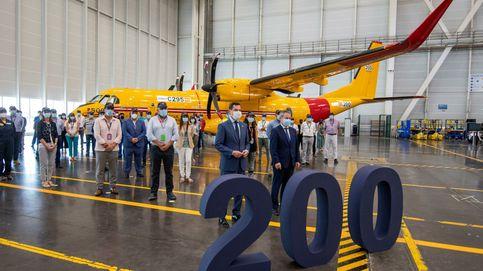 Los nuevos contratos de los A400M y C295 relanzan al sector aeronáutico andaluz