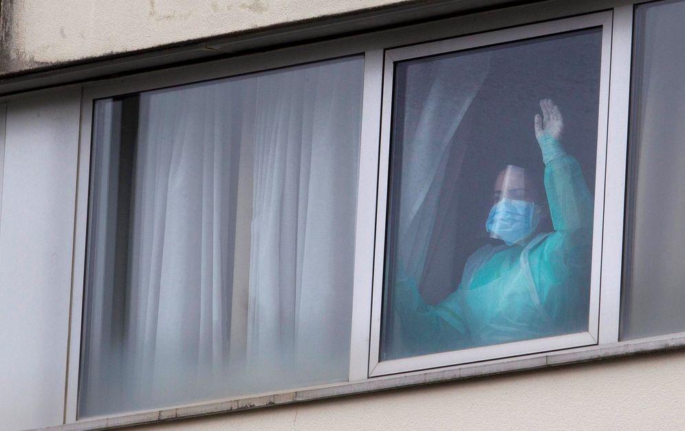 Foto: Las residencias de ancianos siguen siendo una de las zonas cero de la pandemia de coronavirus. (EFE)