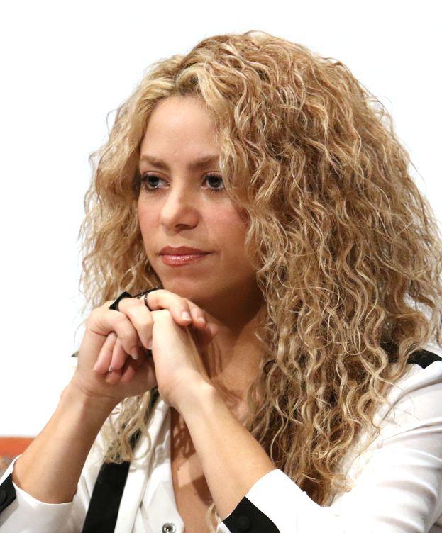 Foto: Shakira durante un evento
