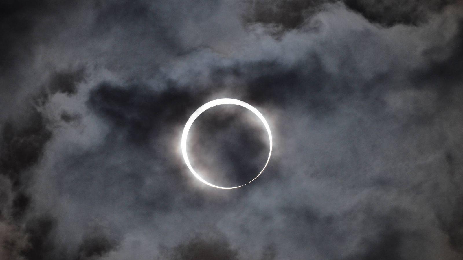 NASA: Eclipse solar del 21 de agosto: cómo y dónde verlo con ...