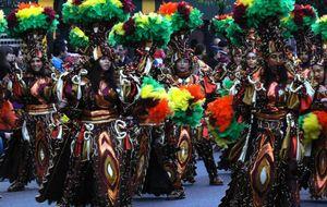Comienza el Carnaval, la fiesta más colorista del año