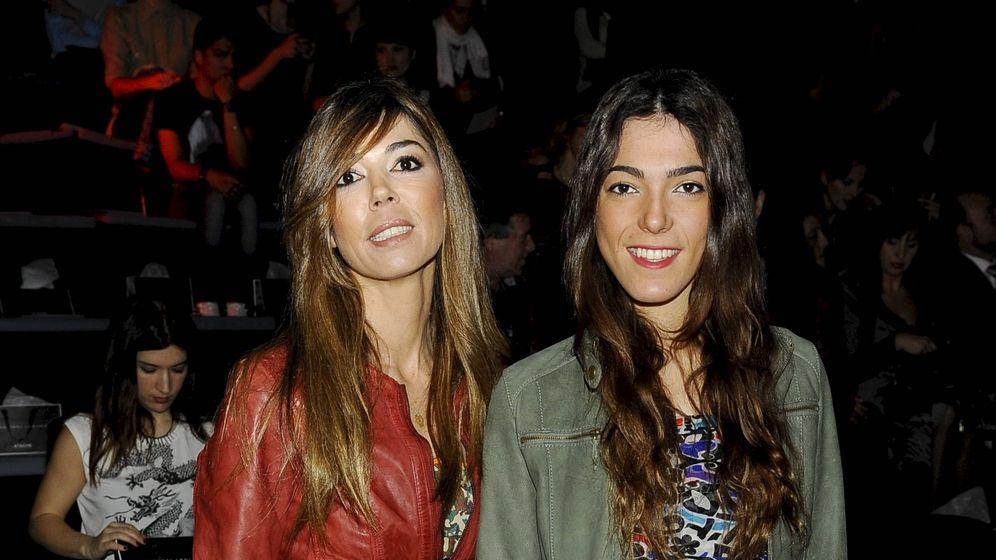 Foto: Eva Zaldívar y su hija Andrea Navarro en una imagen de archivo. (Gtres)