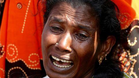 Funeral de estado por una política índia