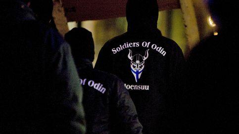 Soldados de Odín: 'protectores' contra la inmigración en Finlandia