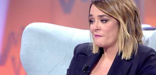 Post de Toñi Moreno se rompe durante su entrevista a Pau Donés en 'Viva la vida'
