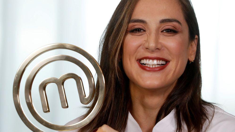 Foto: Tamara Falcó, más feliz que nunca. (EFE)