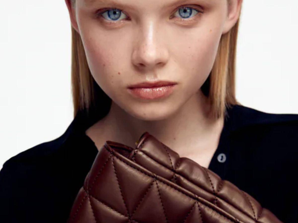 Foto: Descubre el nuevo bolso acolchado low cost de Zara. (Cortesía)