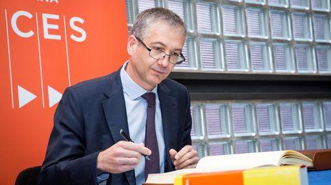 De Cos insta a la UE a fortalecer sus pactos frente a la fragmentación financiera