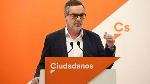 Cs rebaja sus exigencias en Andalucía: su única línea roja es que el PSOE no gobierne