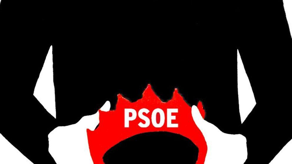 Lucha de poder en Ferraz: los barones quieren la cabeza de Pedro Sánchez