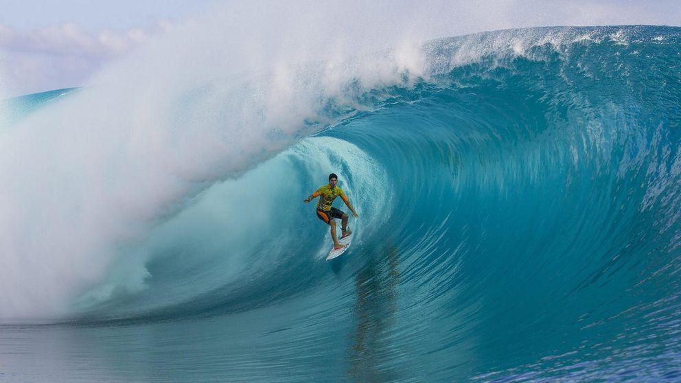 Brasil, con más de 7.000 kms de playas, al fin reina en el surf