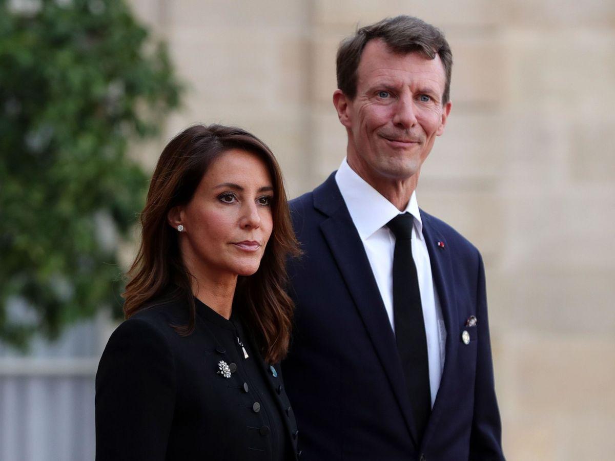 Foto: Joaquín y Marie de Dinamarca, en una imagen de archivo. (EFE)