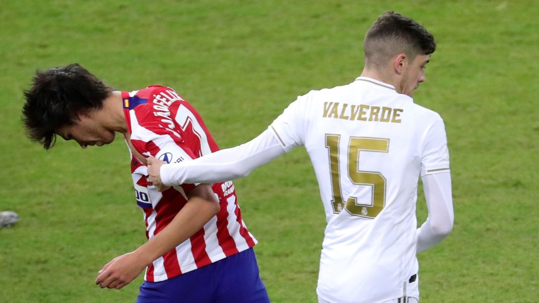 El desubicado Joao Félix en un Atlético de Madrid 'pupas' en los penaltis