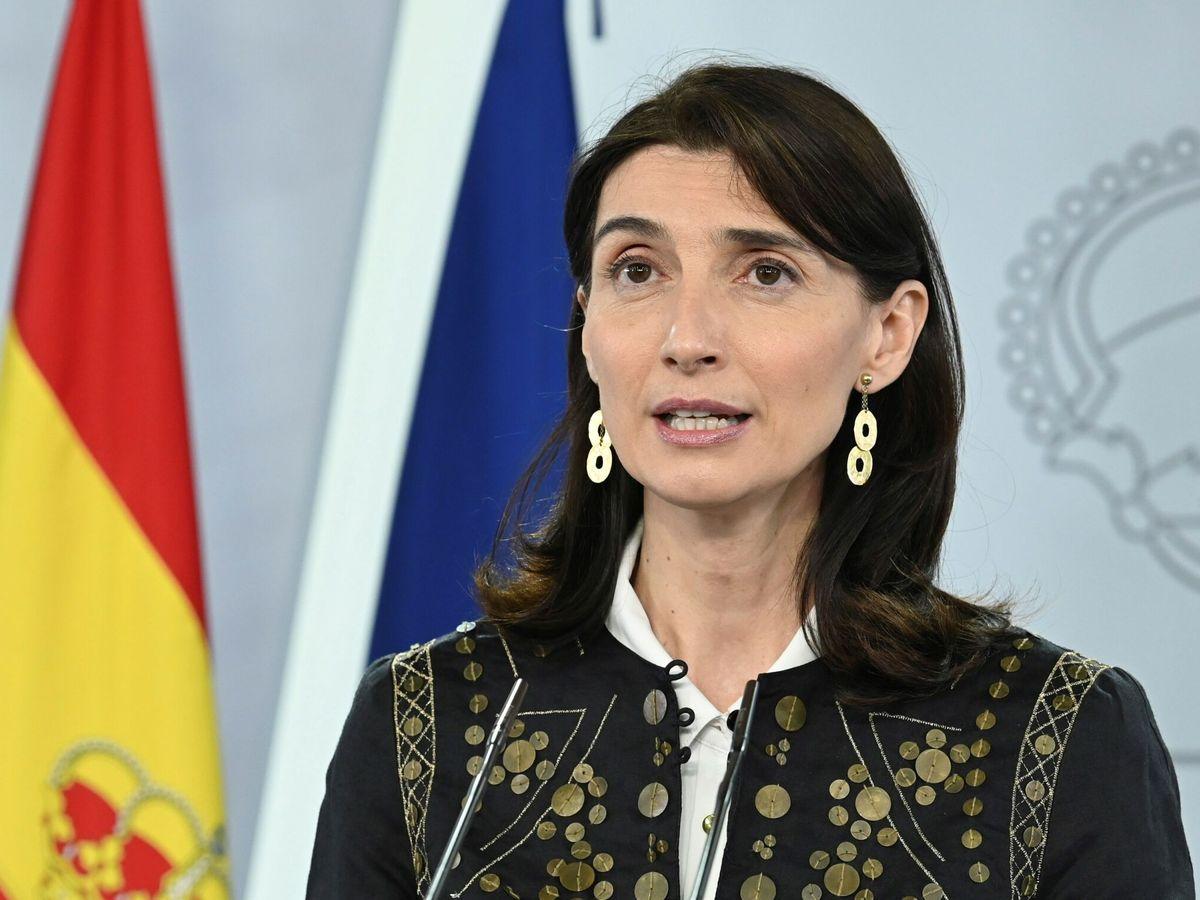 Foto: La ministra de Justicia, Pilar Llop. (EFE)