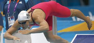 Grandiosa medalla de plata de Mireia Belmonte en 800 libres