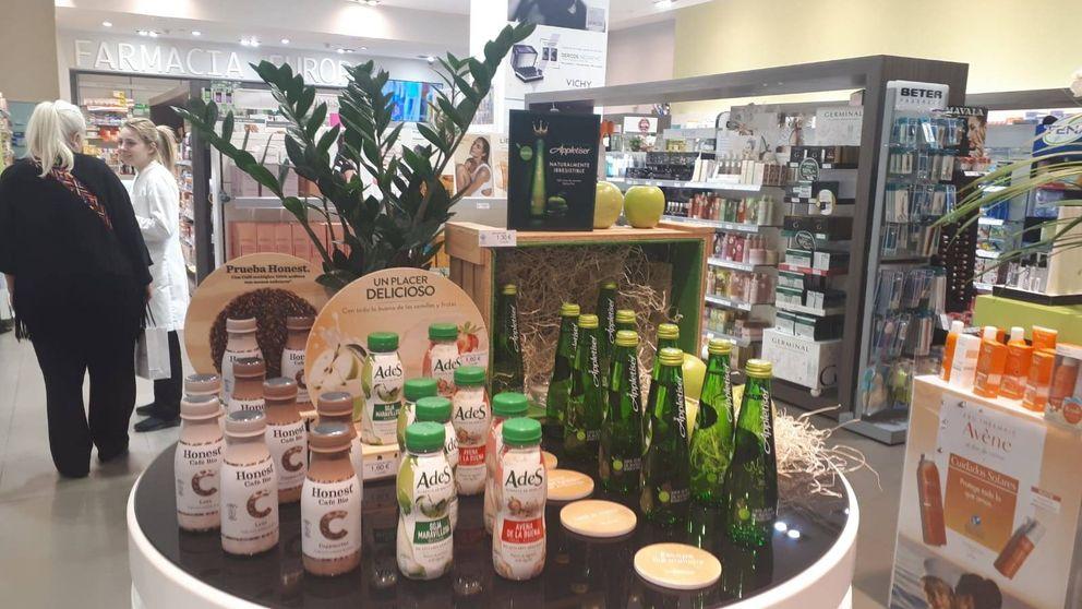 Bronca comercial: Coca-Cola coloca sus cafés ecológicos y refrescos en las farmacias