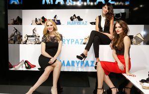 Tres 'top models' españolas inauguran la Flagship Store de Marypaz