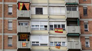 Noticias importantes del CIS catalán: ya llueve menos