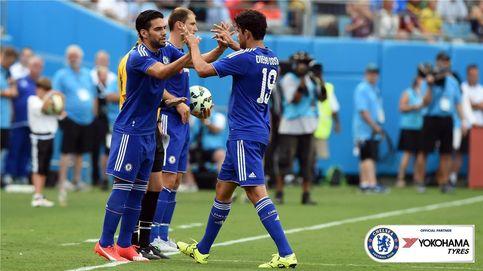 Mourinho confía en que Falcao le baste para no volver a fracasar en Champions