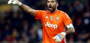 Post de Italia y la Juventus miman a Buffon como el Madrid no hizo con Casillas