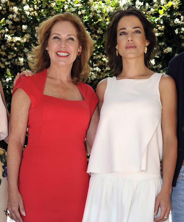 Foto: Ana Rodríguez junto a su hija Ana Bono (Gtres)