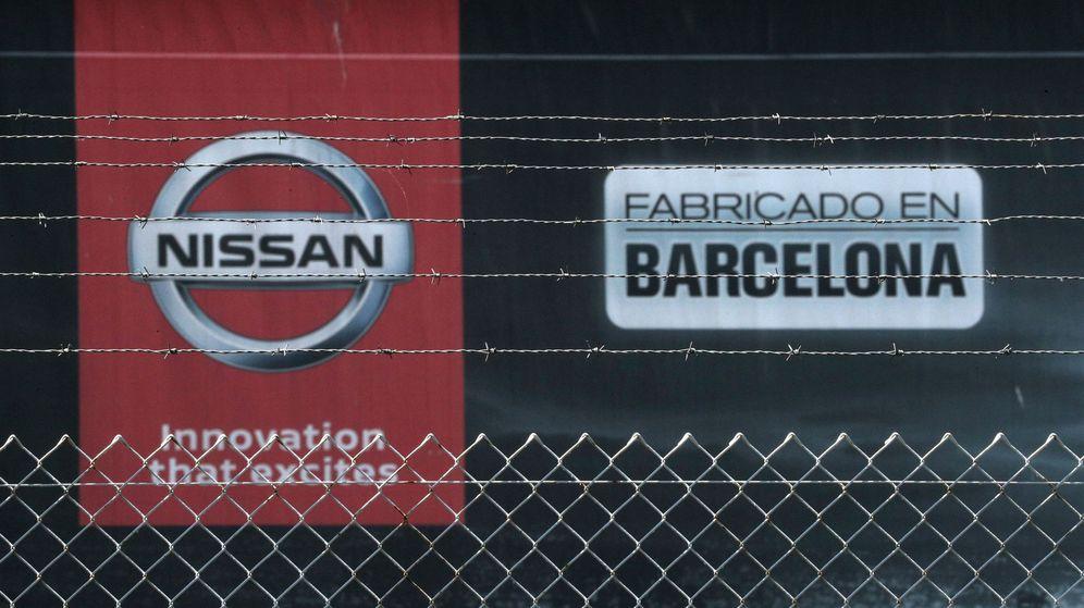 Foto: Planta de Nissan en Zona Franca, Barcelona. (Reuters)