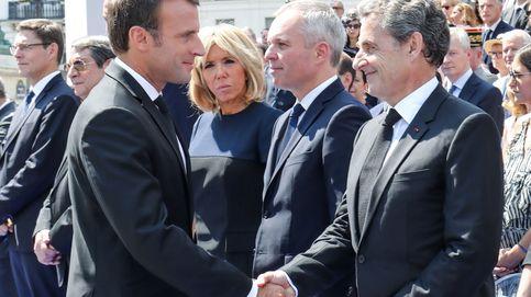 Cuando sueñas con Macron y te despiertas con Sarkozy